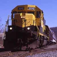 Susquehanna's Last Passenger Trains