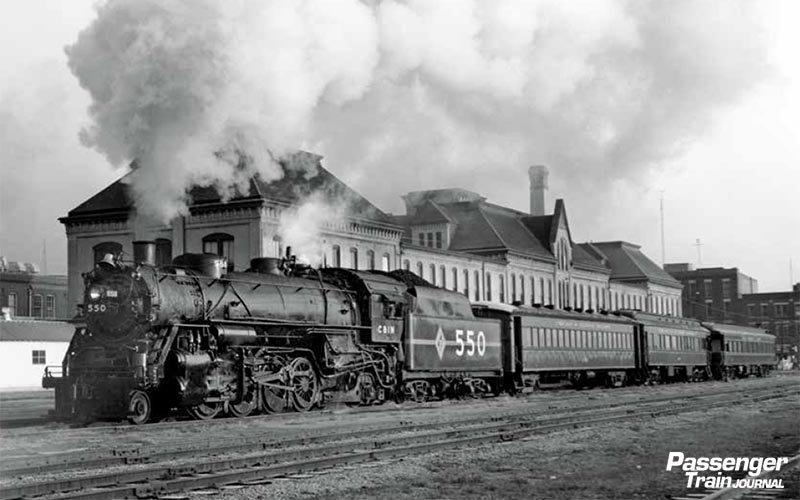 Passenger Trains of Peoria: Part 1