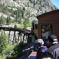 Riding Colorado's Vintage Railways