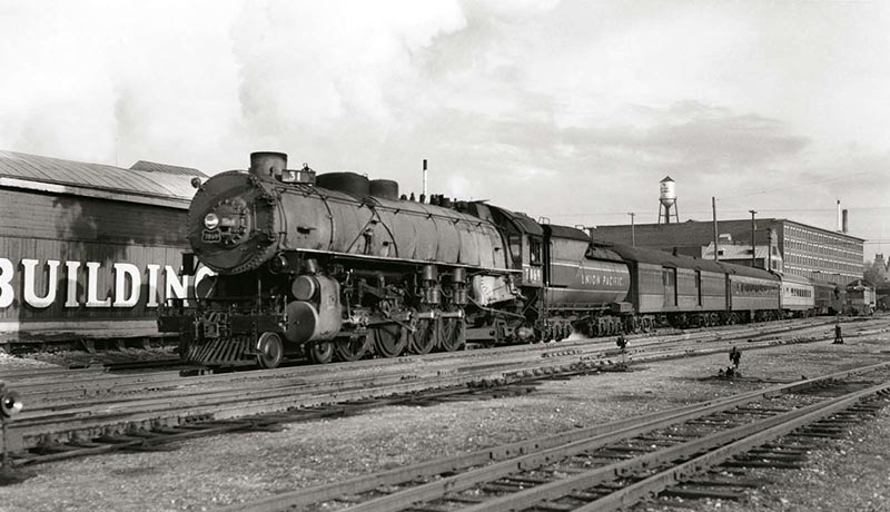Union Pacific Butte Special