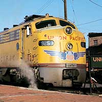 Union Pacific's Butte Special