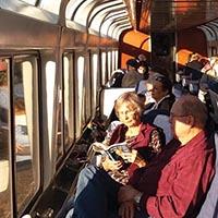 My Life on Amtrak