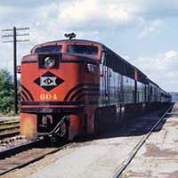 Passenger Trains of the Lehigh Valley Railroad