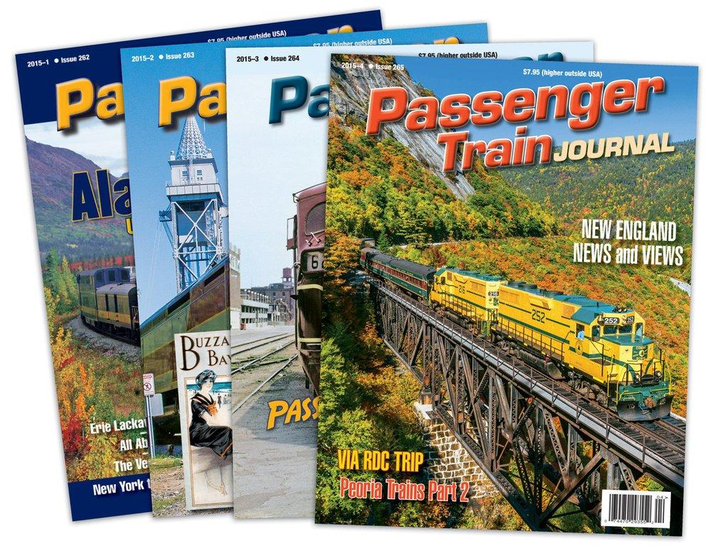 Passenger Train Journal