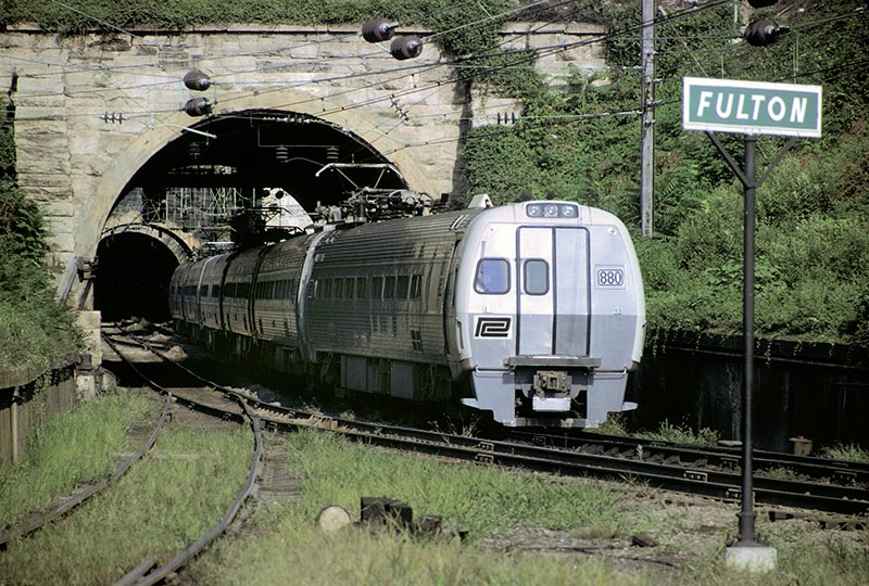 Penn Central Passenger Trains
