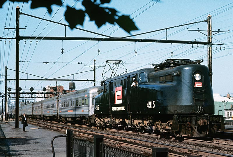 The Short, Troubled Life of Penn Central Passenger Trains