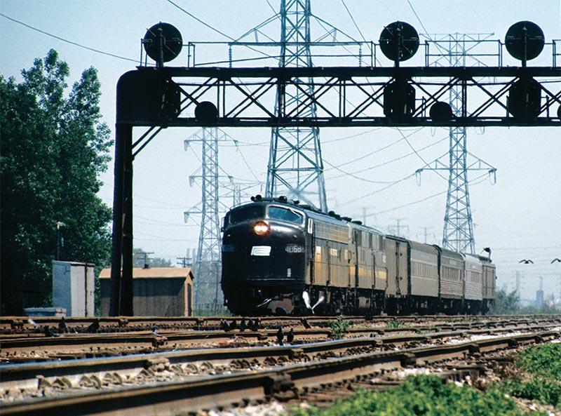 Penn Central Passenger Trains