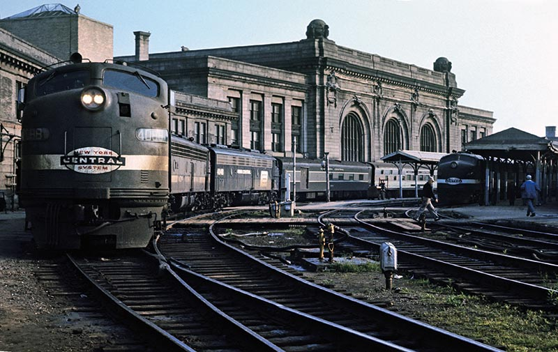 Image result for Penn Central RR