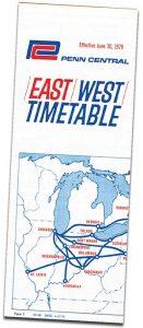 Penn Central East/West