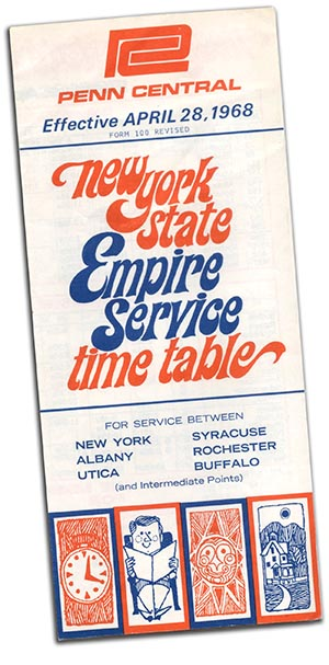 Penn Central Empire Service