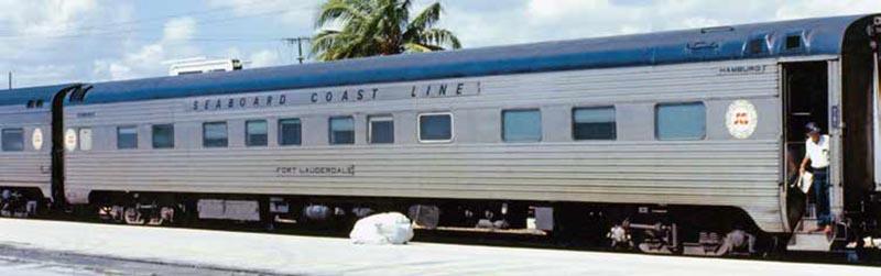 Seaboard Coast Line Passenger Trains