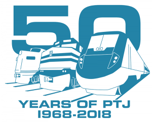 Passenger Train Journal 50th Anniversary