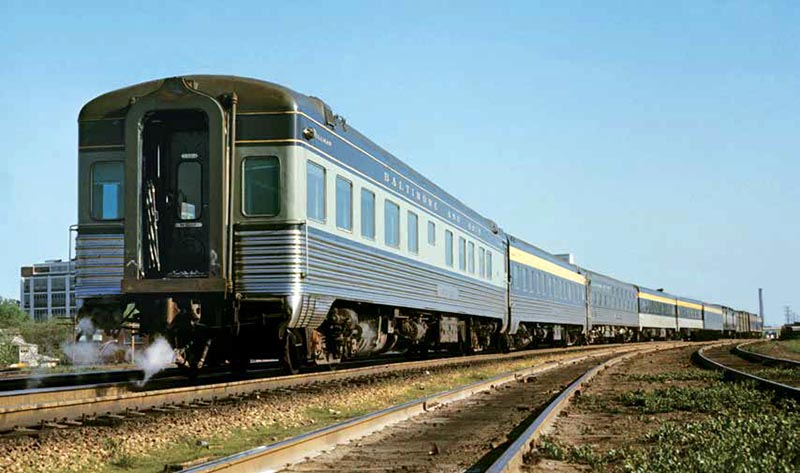 Passenger Trains of 1968