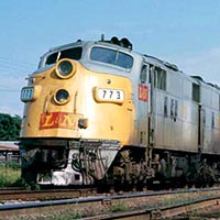 The Passenger Trains of 1968