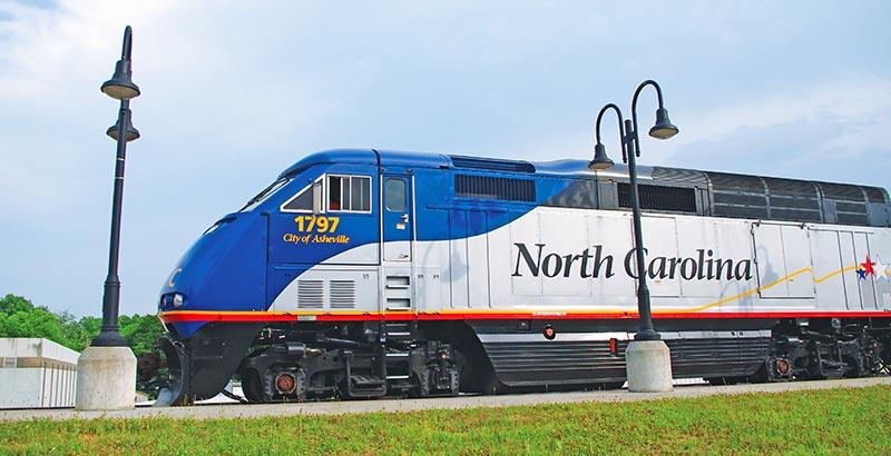 North Carolina's Successful Alternative Approach to Rail