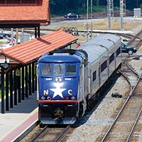 North Carolina's Successful Alternative Approach to Rail