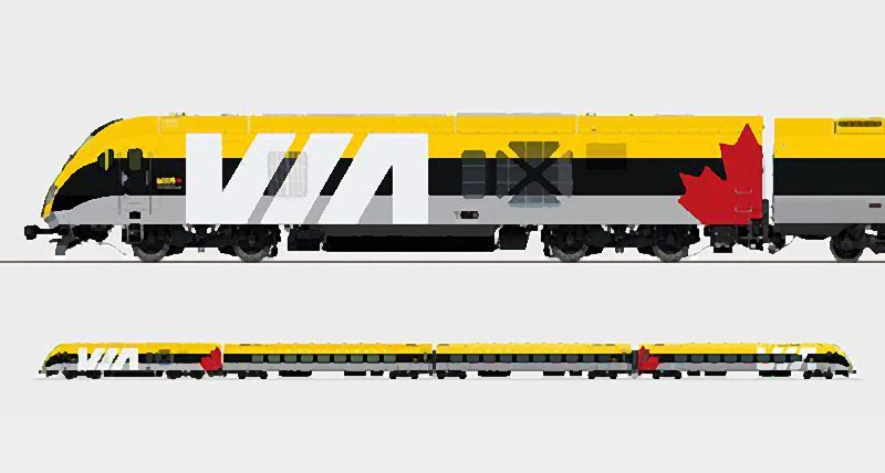 Siemens Canada secures major order for VIA Rail Canada
