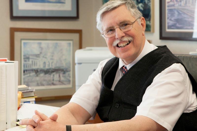 Joe Boardman, Former Amtrak CEO, Dies
