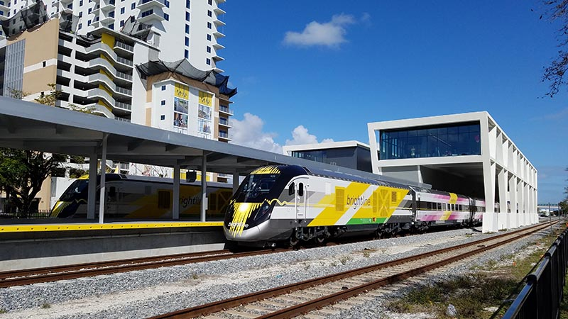 Virgin USA Brightline