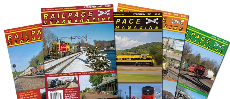 White River Productions acquires Railpace Newsmagazine