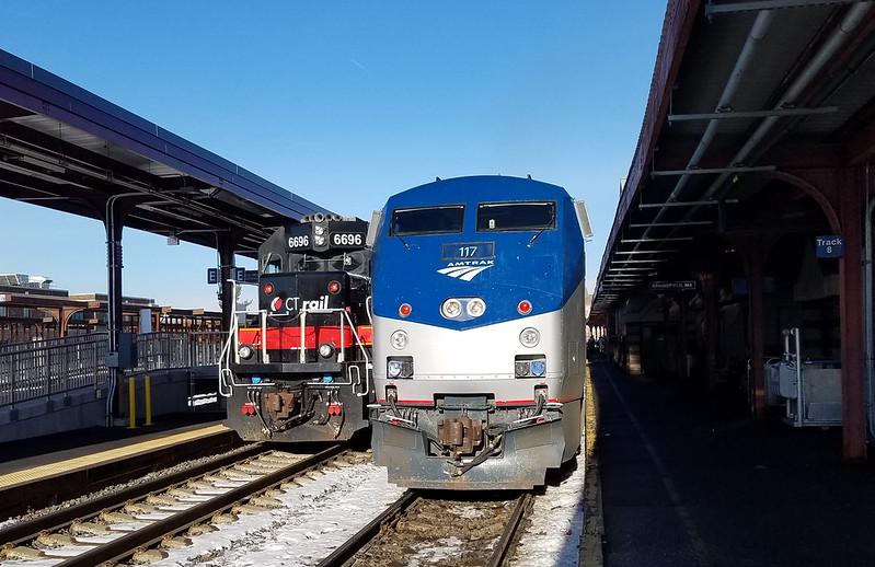 Amtrak Valley Flyer