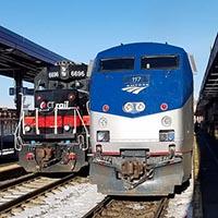 Amtrak's Valley Flyer