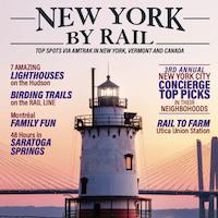 Amtrak's On Board Magazine Returns in New York