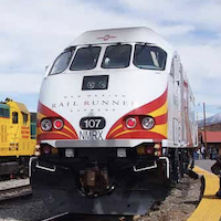 New Mexico Rail Runner Resumes Service
