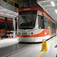 Detroit's QLine to Resume Service in September